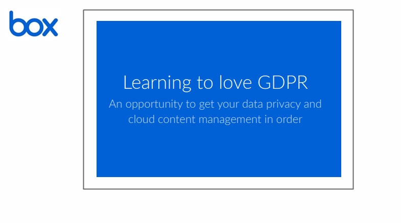 Is your business GDPR-ready?