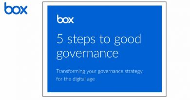 Transform your governance strategy for the digital age