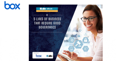 5 Core functions in your business that require good information governance