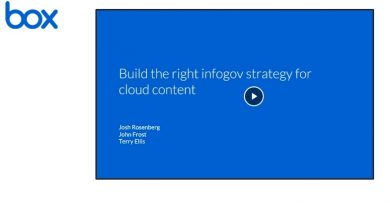 Building the right infogov strategy for cloud content