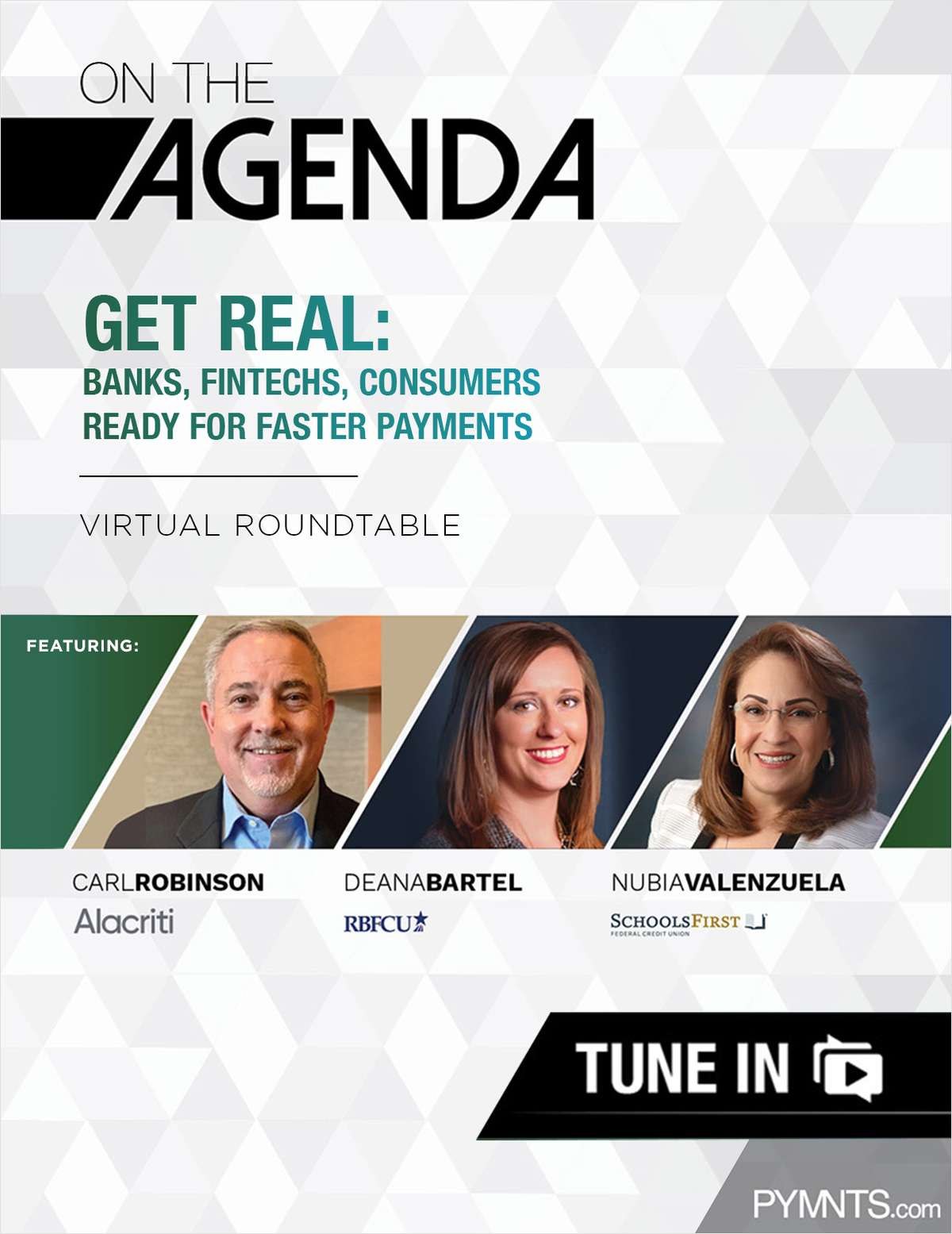Credit Union Round Table The Future of Faster Payments