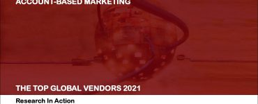 Vendor Selection Matrix for Account-Based Marketing